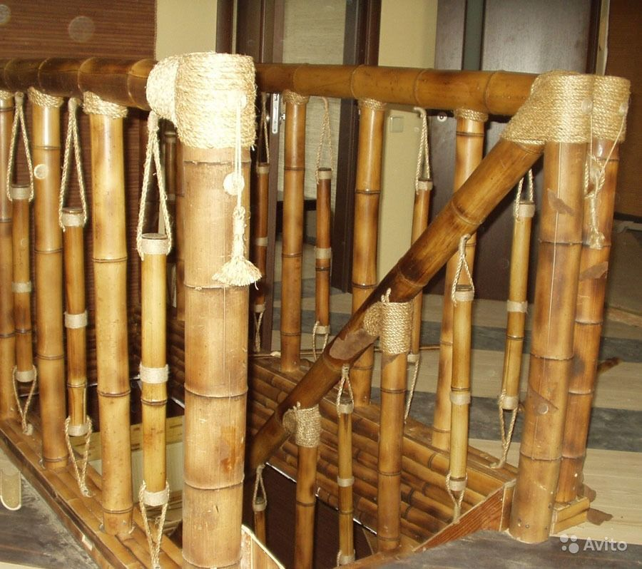 Обработка бамбука своими руками