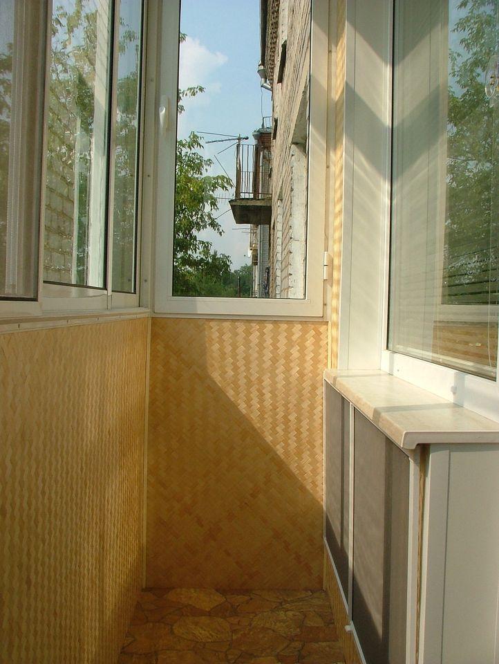 Бамбуковые плиты в интерьере - галерея - натуральные обои: д.