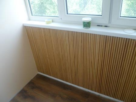 Бамбуковое полотно в интерьере - галерея - натуральные обои:.